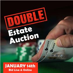 MEGA RESTAURANT AUCTION COMING UP JAN. 28TH!!
