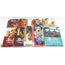 COLLECTION OF BUFFY THE VAMPIRE SLAYER COMICS