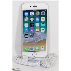 CARRIER UNLOCKED APPLE IPHONE 6 - 64GB - SILVER