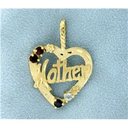 Mother Heart Pendant