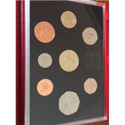 Great Britain Proof Coin Sets