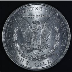United States of America Silver Dollar, 1896