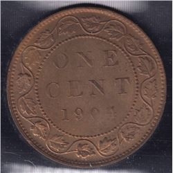 1904 One Cent