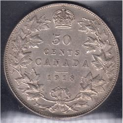 1918 Fifty Cents