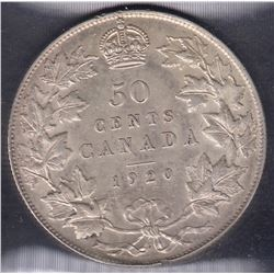 1920 Fifty Cents