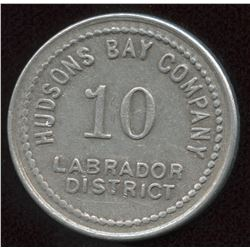 Hudson's Bay Company - Labrador District.