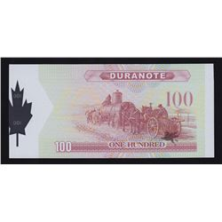 Duranote 100 Test Note