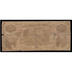 Imperial Bank of Canada $5, 1920 Contemporary Counterfeit