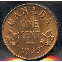 1936 One Cent