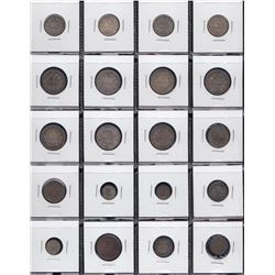Germany - Lot of 46 Coins