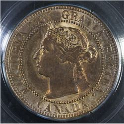 Canada 1886 One Cent
