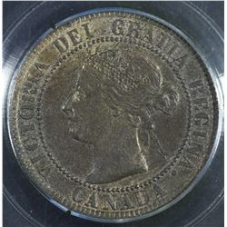 Canada 1893 One Cent