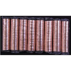 Canada 2012 One Cent Rolls