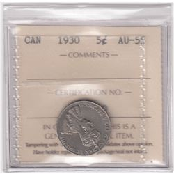 Canada 1930 Five Cents