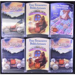 Oh Canada Sets Lot of 6