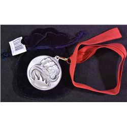 Canadian Medals - Joey Smallwood and Royal Canadian Mint Volunteer Medal