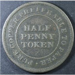 Anonymous Tokens, Lot of 2
