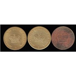 British Columbia Tokens