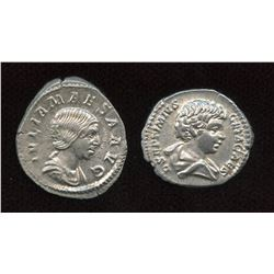 Severan Dynasty - Lot of 2