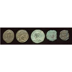Constantinian Dynasty - Lot of 5