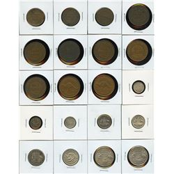 Australia - Lot of 20 Coins