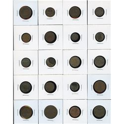 Germany - Lot of 40 Coins