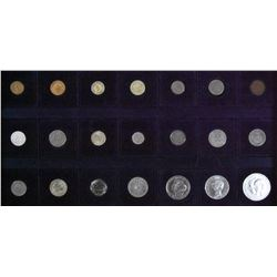 Germany (German States) - Lot of 21 Coins - Part 6