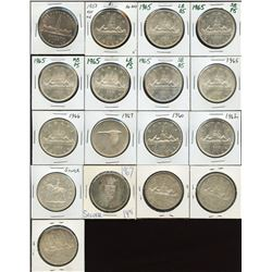 Lot of 15 Silver Dollars plus Bonus