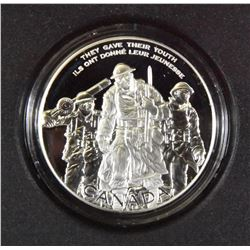 2006 National War Memorial $30 Coin