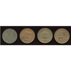Lower Canada Tokens