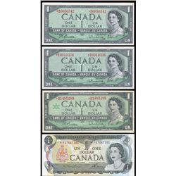 Bank of Canada - Replacement 7 Note Lot