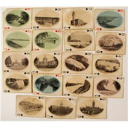 Great Lakes Region Playing Cards