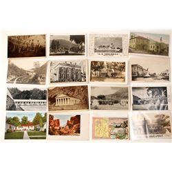 Southern Utah Postcard Collection