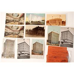 Postcards of Washington Banks