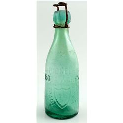 Pioneer Soda Works Bottle, San Francisco
