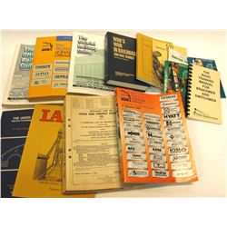 Railroad Library Guides (14)
