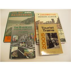 Assorted Railroad Books (4)