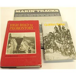 Golden Spike Books (3)