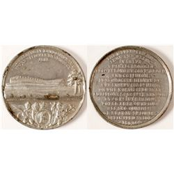 So-Called Dollar for 1851 Exposition
