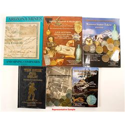 Coin, Gold Rush Books and Catalogs