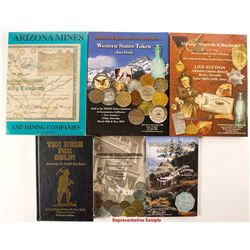 Coin Books and Auction Catalogs
