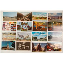 Utah Postcard Collection