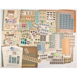 US Stamp Sheets and Partials