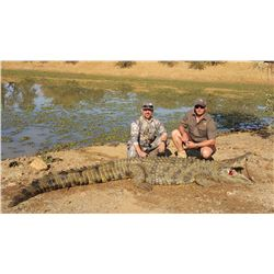 5-day South Africa (Limpopo) Nile Crocodile Hunt for One Hunter