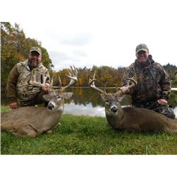 3-day Ohio Whitetail Hunt for 2 Hunters