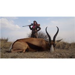 10 day Limpopo South Africa Custom Plains Game Safari for 2 Hunters
