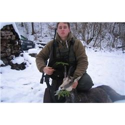 4 Day Hunting & 2 Day Touring Slovenia Alpine Chamois Hunt for 1 Hunter and 1 Observer