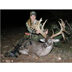 3-day Texas Whitetail and Exotic Species Hunt for Two Hunters