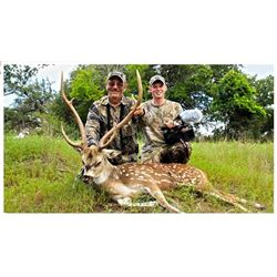 3-day Texas Exotic Species Hunt for Two Hunters