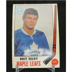 1969-70 O-Pee-Chee #48 Brit Selby
